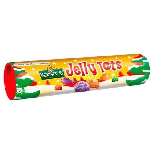 Jelly Tots Tube 130g