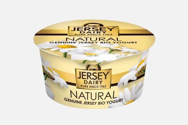 Jersey Dairy Natural Yoghurt 150g