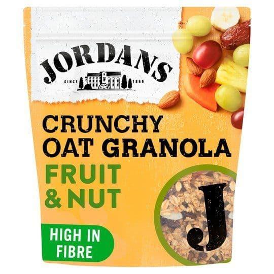 Jordans Crunchy Oat Fruit & Nut Granola 750g