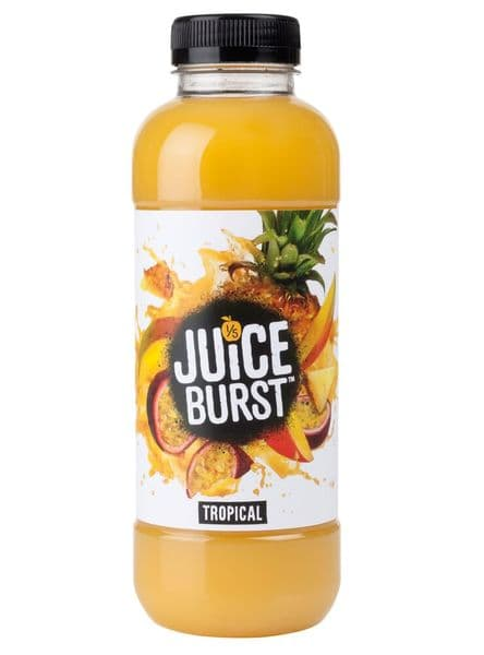 Juice Burst Tropical 12x500ml