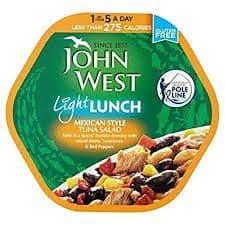 JW Tuna Light Lunch Mexican 220g