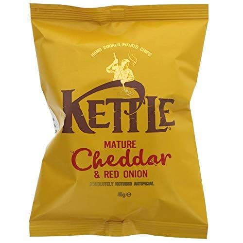 Kettle Chips Mature Cheddar Case