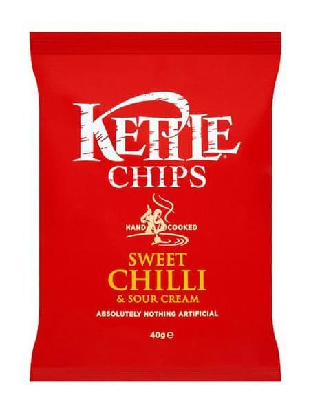 Kettle Chips Sweet Chilli Case