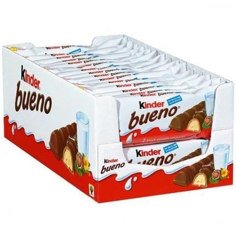 Kinder Bueno 30 Pack