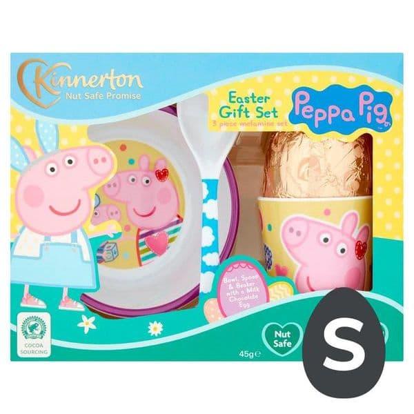 Kinnerton Pepper Pig Easter Gift Set