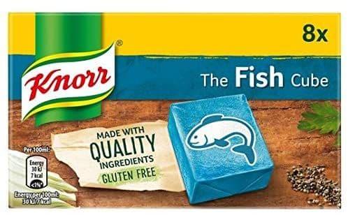 Knorr Fish Cube 8pk