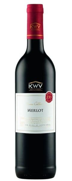 KWV Classic Collection Merlot 75cl