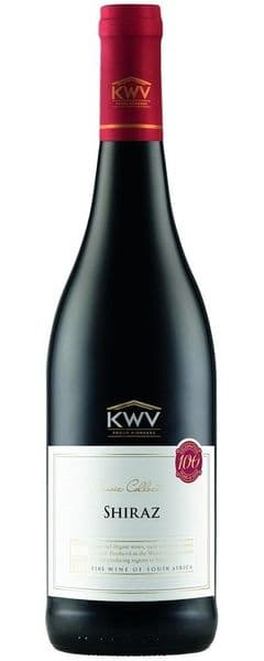 KWV Classic Collection Shiraz 75cl