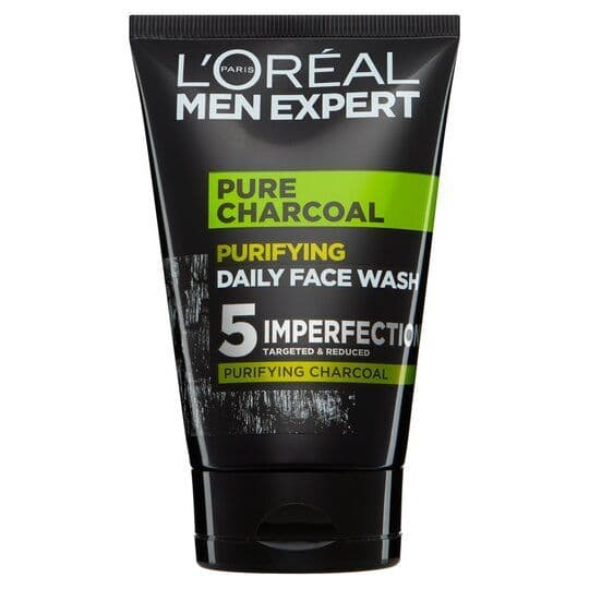 L'Oreal Men Expert Charcoal Face Wash 100ml