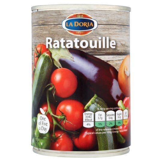La Doria Ratatouille 390g