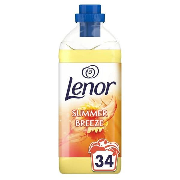 Lenor Summer Breeze 34w 1.19L