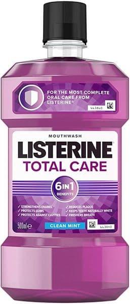 Listerine Mouthwash Total Care 500ml