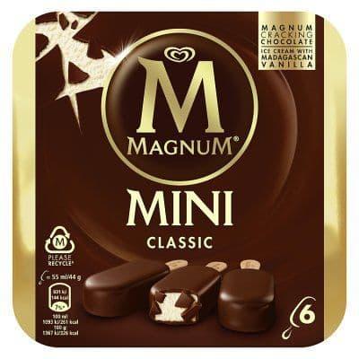 Magnum Mini Classic 6pk