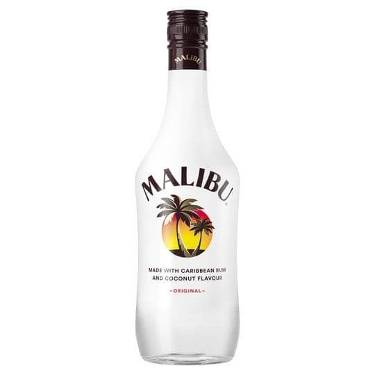 Malibu White Rum With Coconut 70cl