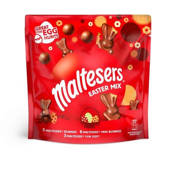 Malteser Easter Mix Share Pouch 270g
