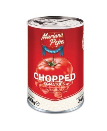 Mariano Pepe Chopped Tomatoes 400g