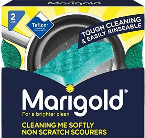 Marigold Cleaning Me Softly Non Scratch Scourer 2pk