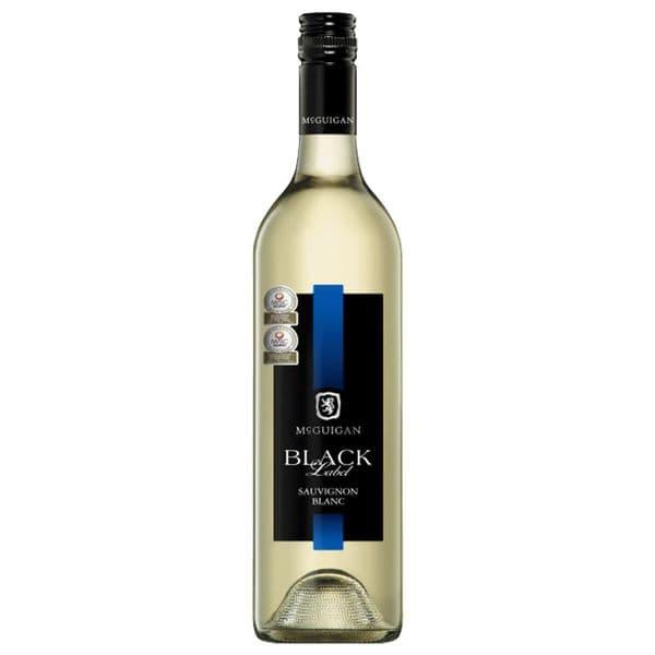 McGuigans Black Label Sauvignon Blanc 75cl