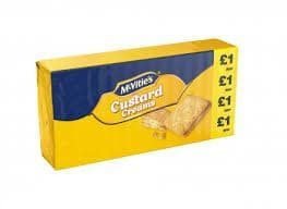 McVities Custard Creams 300g