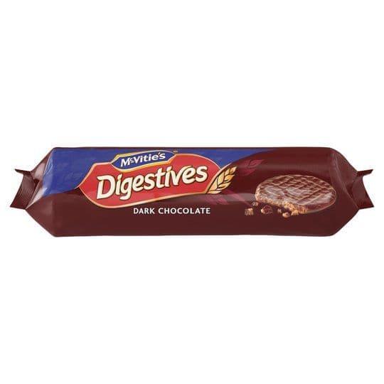 Mcvities Dark Chocolate Digestives 433g