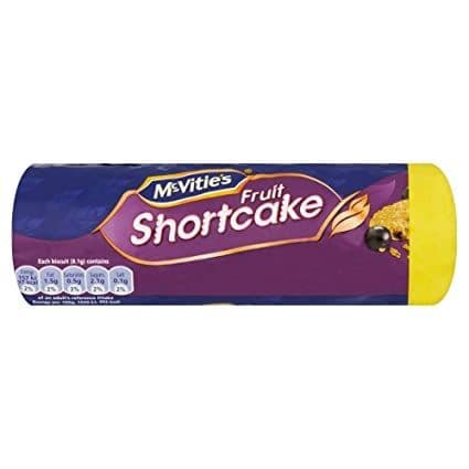 Mcvities Fruit Shortcake 200g