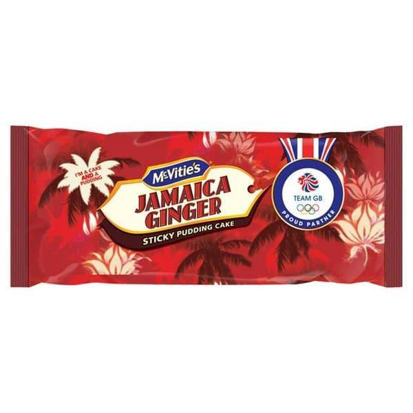 McVities Jamaica Ginger Cake