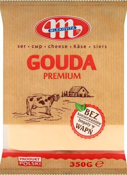 Mlekovita Gouda Cheese 350g Block