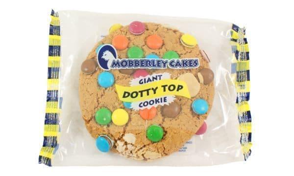 Mobberley Monster Dotty Cookie