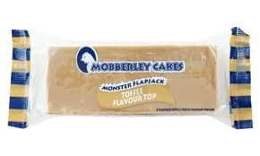 Mobberley Monster Flapjack Toffee Flavour Top