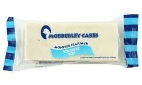 Mobberley Monster Flapjack Yoghurt Top