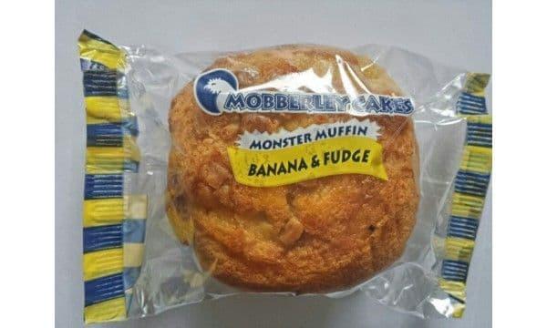 Mobberley Monster Muffin Banana & Fudge