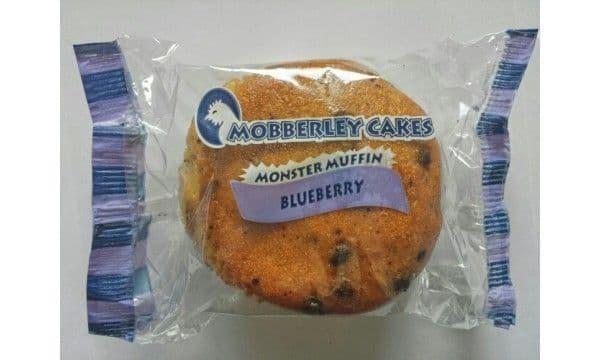 Mobberley Monster Muffin Blueberry