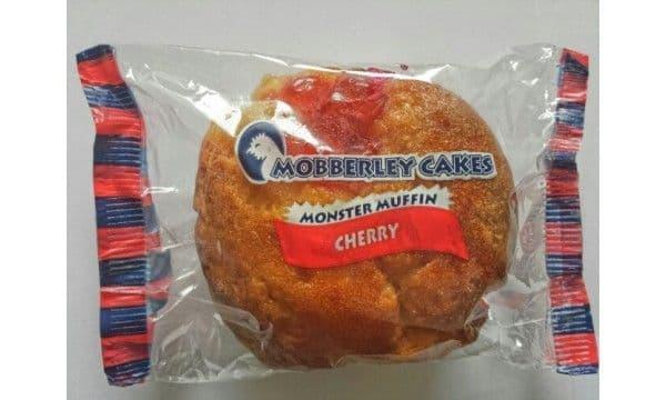 Mobberley Monster Muffin Cherry