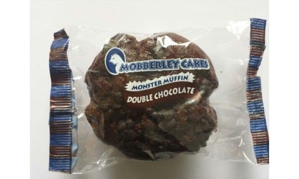 Mobberley Monster Muffin Double Chocolate