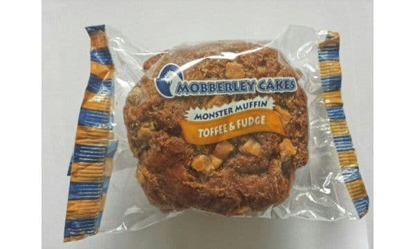 Mobberley Monster Muffin Toffee & Fudge