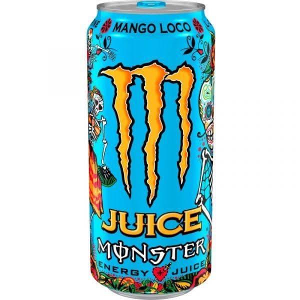 Monster Energy Mango Loco Juice Can 500ml