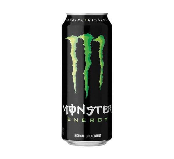Monster Energy Original 500ml Can