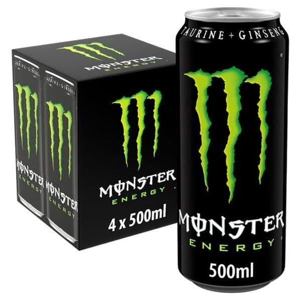 Monster Original 4x500ml