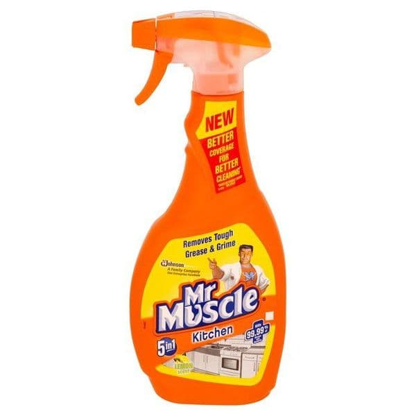 Mr Muscle 5 in 1 Kitchen Cleaner 500ml