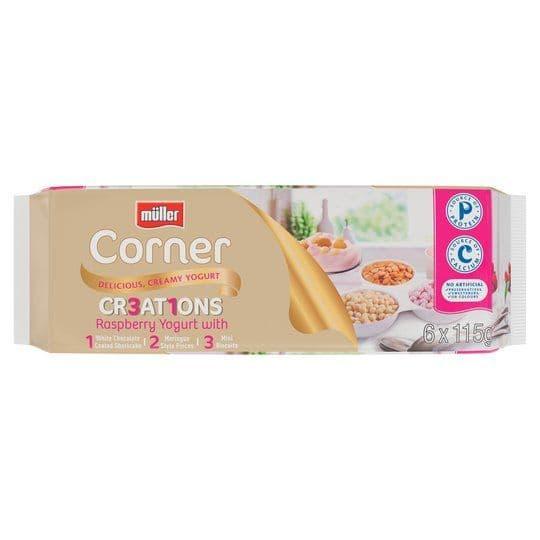 Muller Corner Creations 6x115g