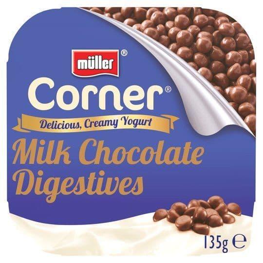 Muller Corner Milk Choc Digestives