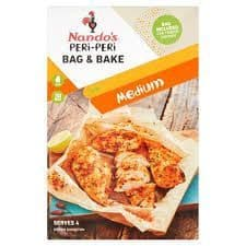 Nandos MEDIUM Peri-Peri Bag and Bake
