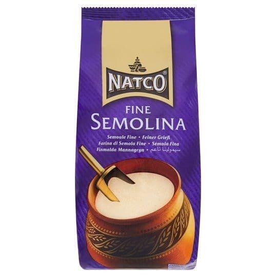 Natco Fine Semolina 1.5Kg