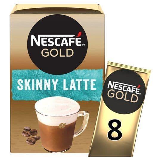 Nescafe Skinny Latte 8 Sachets