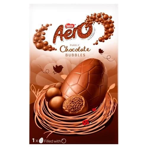 Nestle Aero Bubbles Medium Egg 121g