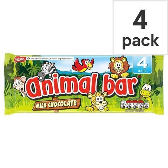 Nestle Animal Bar