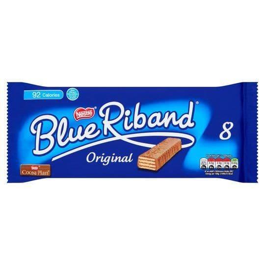 Nestle Blue Riband 8x18g