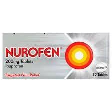 Nurofen Tablets (12)