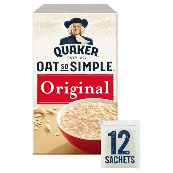 Oat so simple Original (10 sachets)