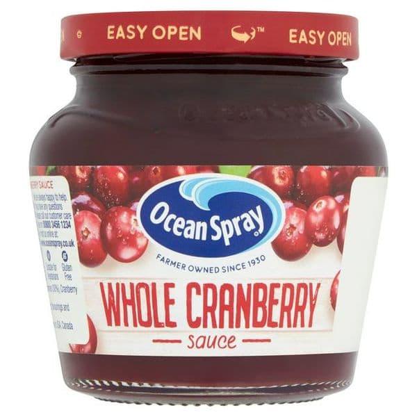 Ocean Spray Cranberry Sauce 250g